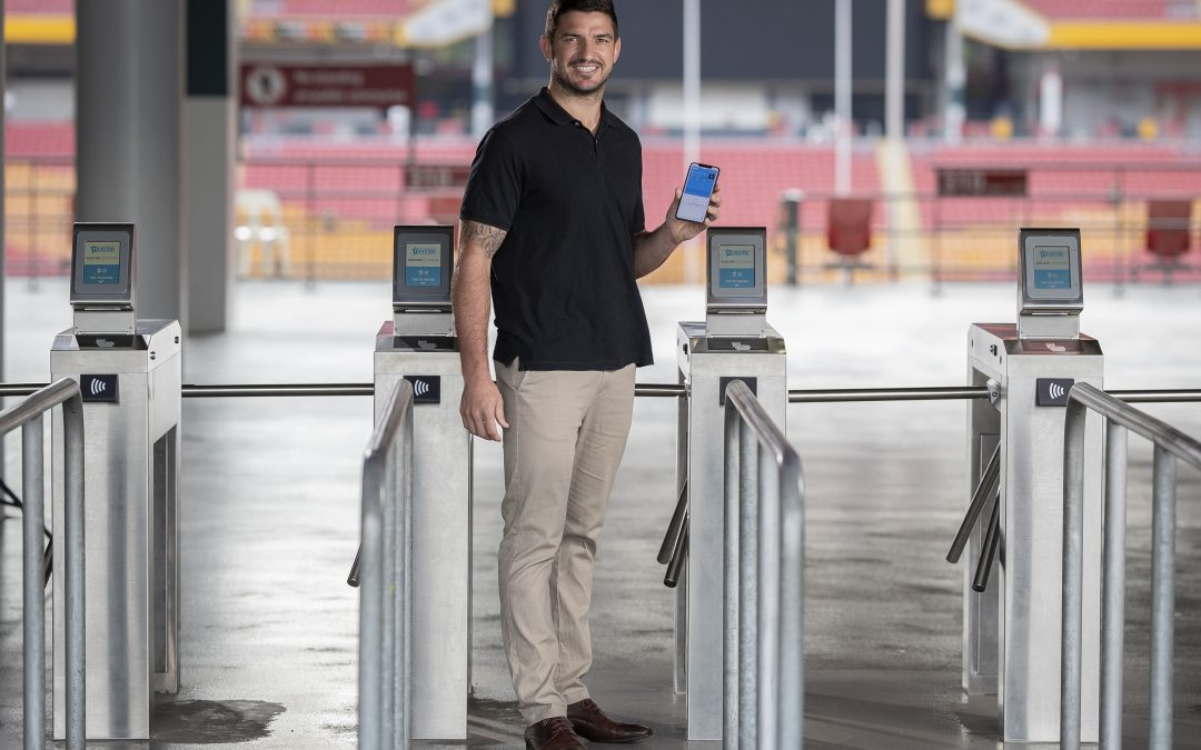 Ticketek launches contactless tickets on iPhone and Apple Watch at Suncorp Stadium