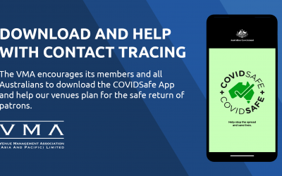 VMA Supports COVIDSafe App