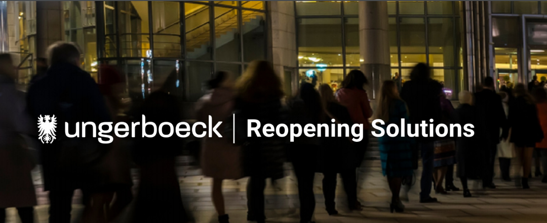 Ungerboeck Announces Tech Solutions to Support the Reopening of the Events Industry