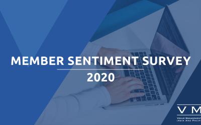 VMA Member Sentiment survey – thanks for your input.