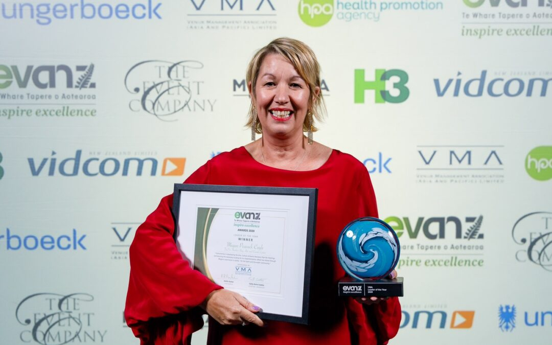 VMA Congratulates Megan Peacock-Coyle on Leader of the Year Award