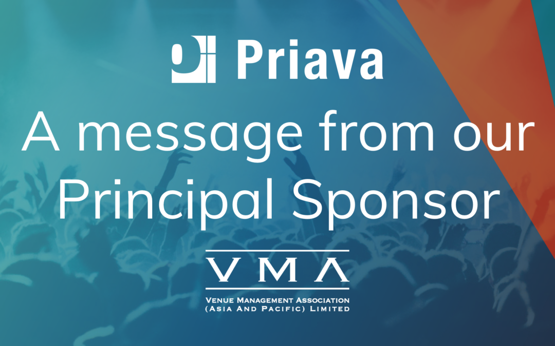 A message from our Principal Sponsor – Priava