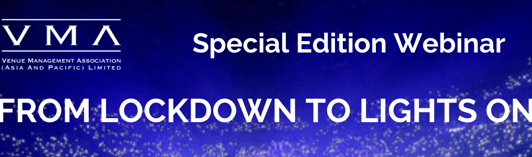 Special Edition Webinar – From Lockdown to Lights On