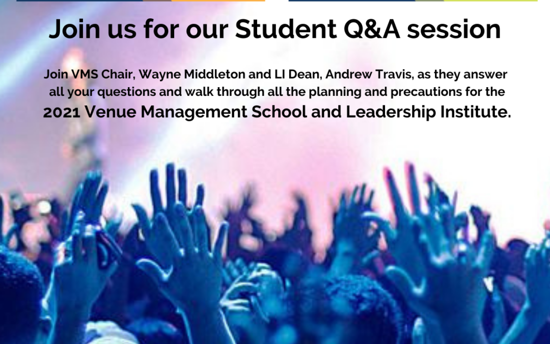 VMS Student Q&A session announced