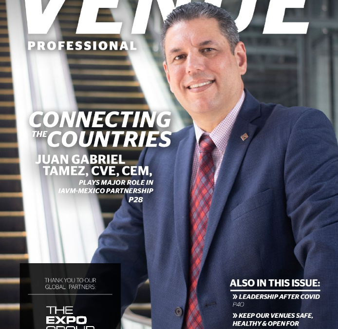 Latest edition of Venue Professional Magazine now available