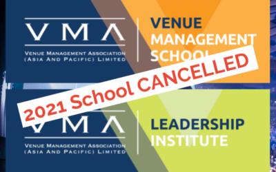 Venue Management School Cancelled